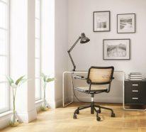 Büro skandinavisch einrichten – So bringen Sie den Trend ins Home-Office