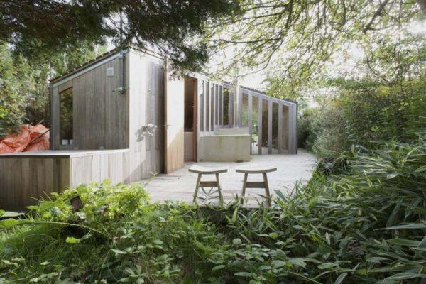 Der moderne Gartengestaltung Inspiration