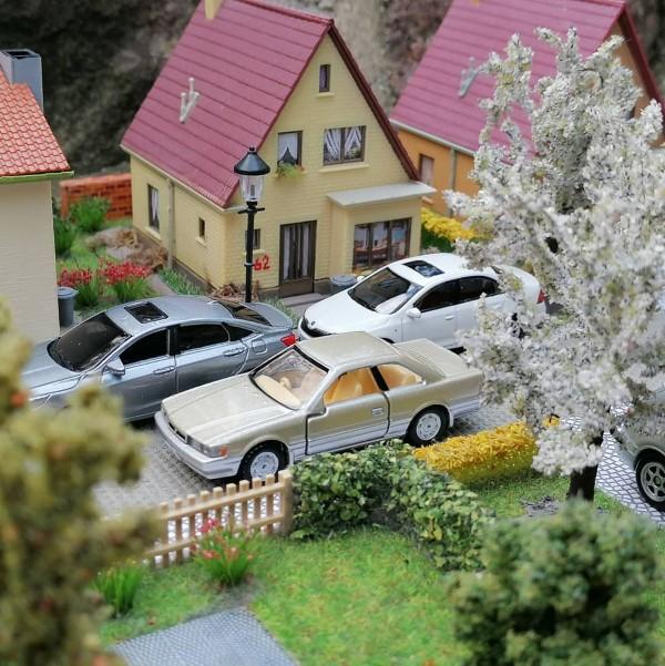 Construir um diorama - ideias criativas e dicas para artistas e hobistas ideias para cidades diy