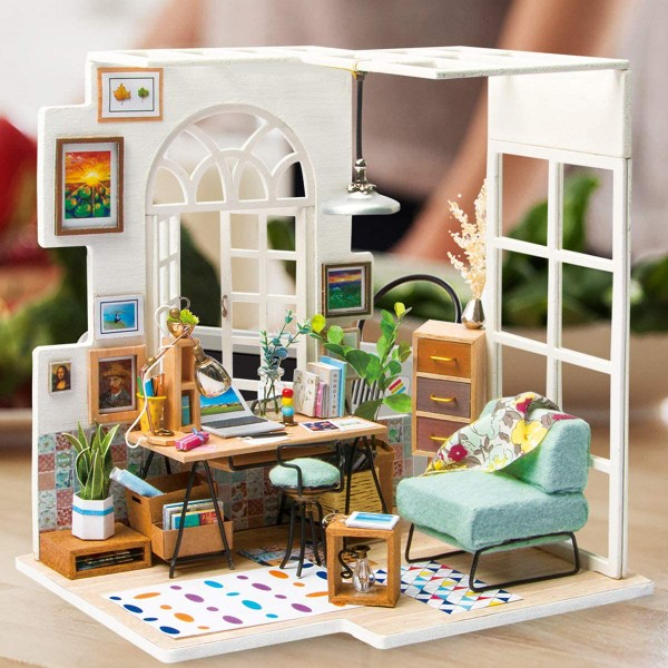Construindo um diorama - idéias criativas e dicas para artistas e amadores que vivem no escritório em casa faça você mesmo