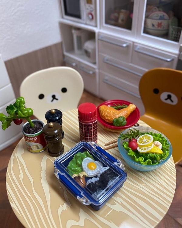 Construindo um diorama - ideias criativas e dicas para artistas e amadores de comida de mini cozinha