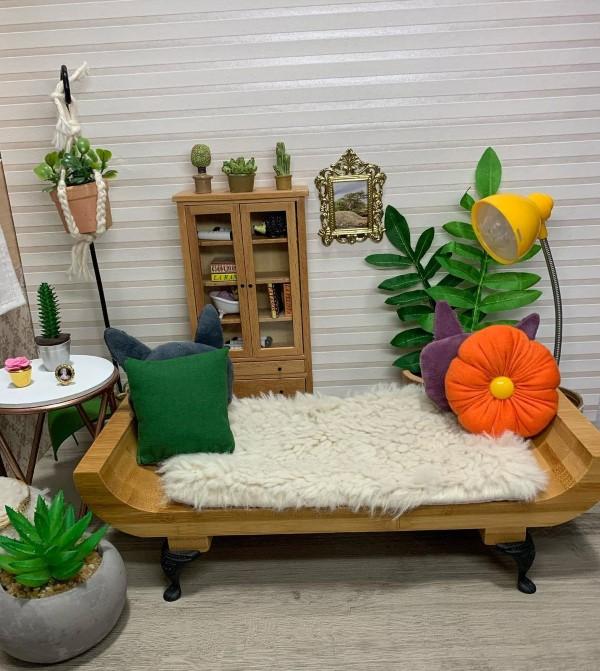 Construir um diorama - ideias criativas e dicas para artistas e hobistas ideias para salas de estar casa de bonecas