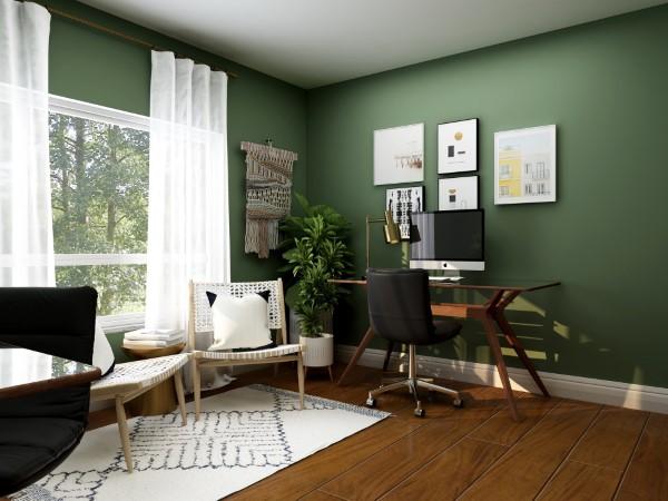 Ein Heimbüro einrichten, um Ihre Produktivität zu optimieren moderne einrichtung ideen