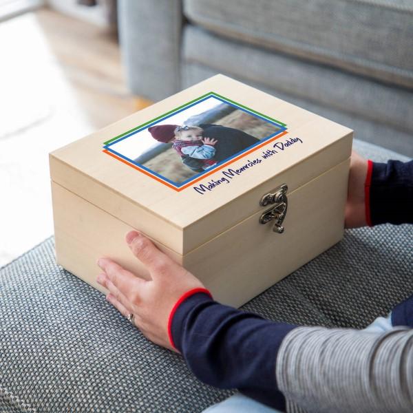 Erinnerungsbox Baby – Dinge, die darin nicht fehlen sollten, sowie weitere DIY Tipps andenken ideen box baby