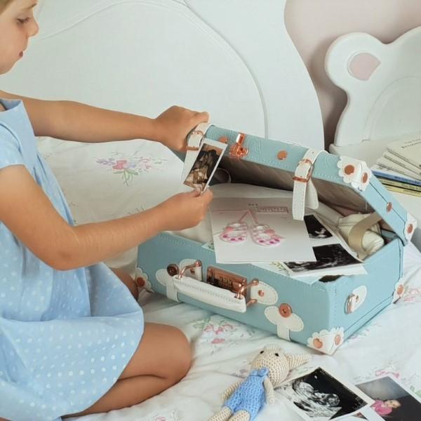 Erinnerungsbox Baby – Dinge, die darin nicht fehlen sollten, sowie weitere DIY Tipps baby kleinkind ideen