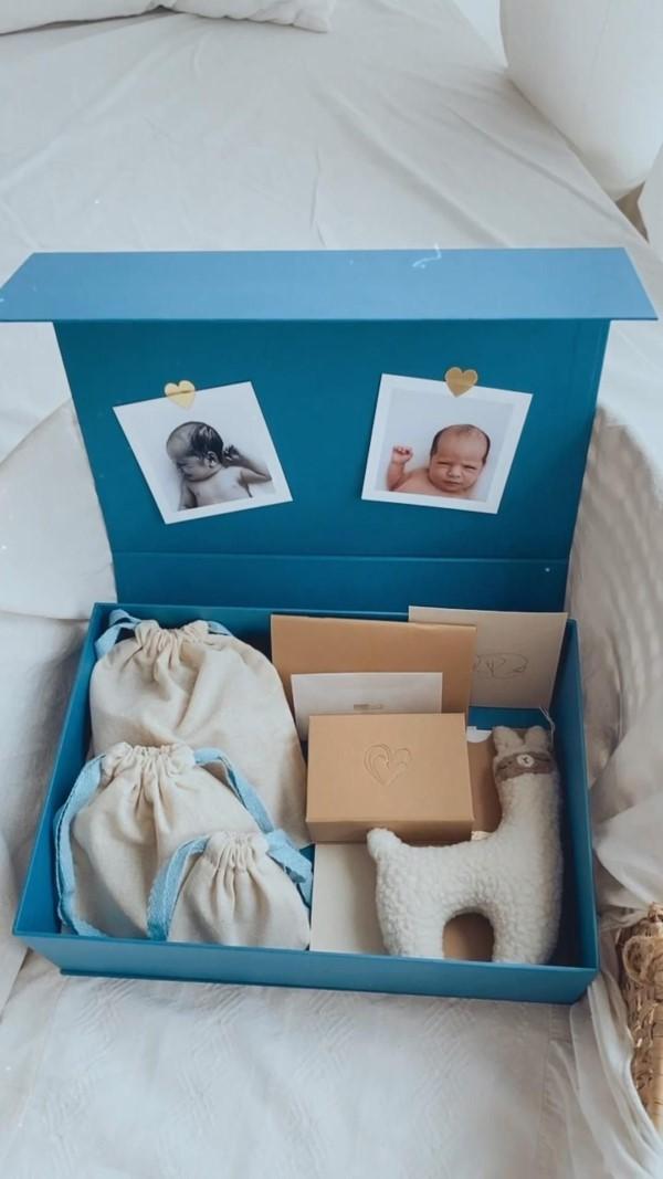 Erinnerungsbox Baby – Dinge, die darin nicht fehlen sollten, sowie weitere DIY Tipps schuhkarton box kreative ideen