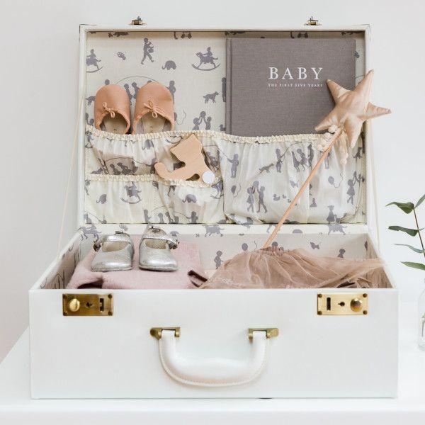 Erinnerungsbox Baby – Dinge, die darin nicht fehlen sollten, sowie weitere DIY Tipps schuhkarton ideen diy