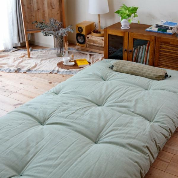 Feton Matratze japanisches Bett Vorteile