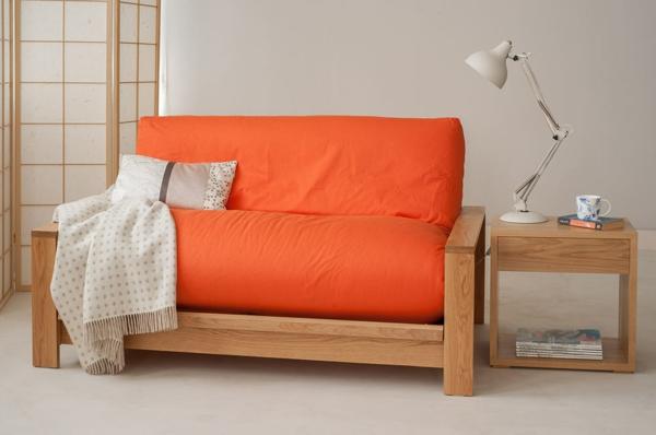 Feton Matratze orange Sofa gesundheitliche Vorteile