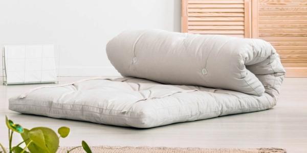 Feton Matratze wickeln japanisches Bett Vorteile