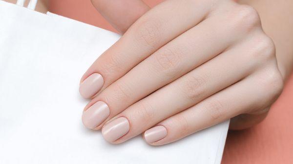 Fingernägel Trends Neutrale Tendenzen