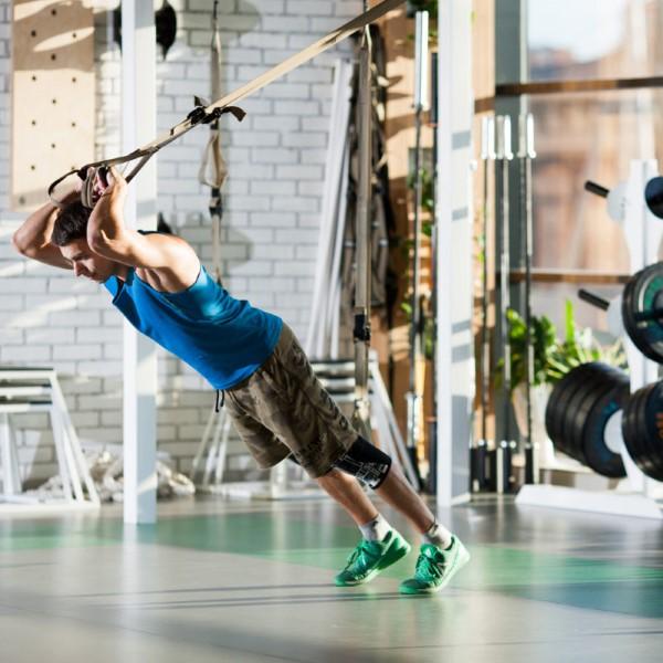 Exercices d'entraînement pour tout le corps pour le fitness à domicile Configurer le fitness à la maison