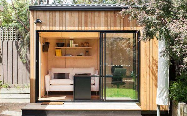 Gartenhaus Trends Design