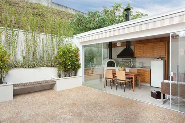 Gartenhaus moderne Hausgestaltung