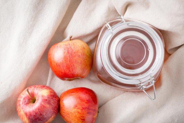 Gesunde Ernährung Apfelessig ist gut
