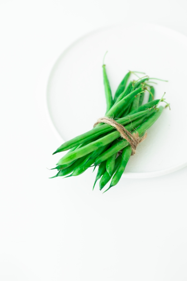 Grüne Bohnen Rezept zubereiten nach mediterraner Art