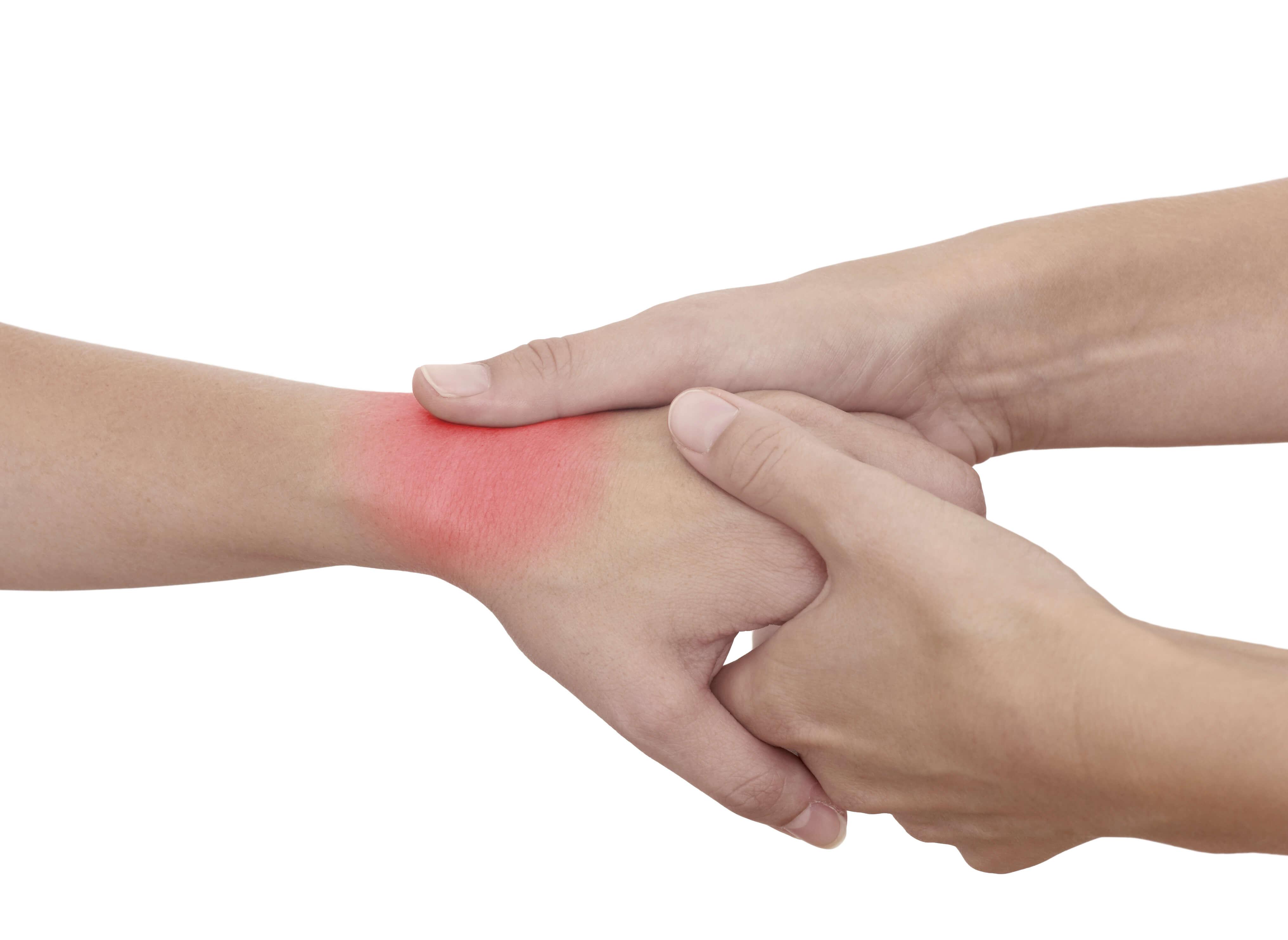 Handgelenke tun weh Ernährung bei Arthritis