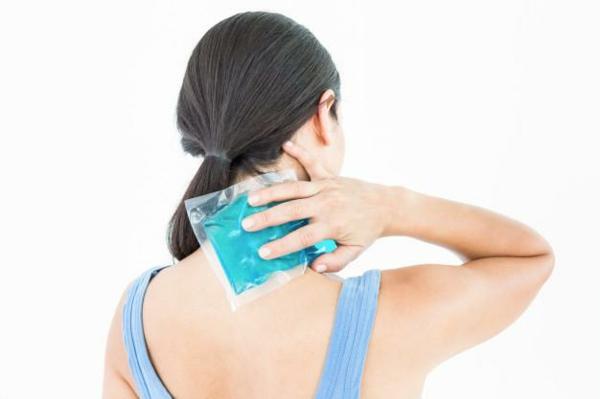 Hausmittel gegen Migräne kalte Kompresse