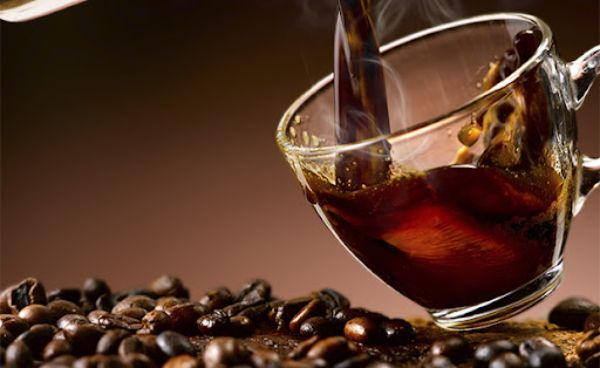 Kaffee Flecken Haushaltstricks