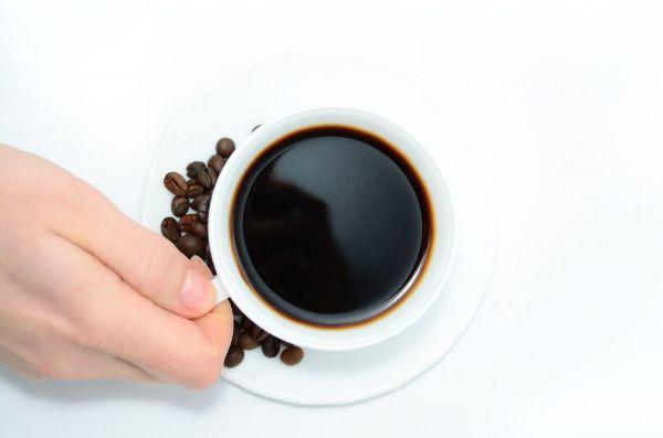 Leckerer Kaffee Kaffeeflecken entfernen
