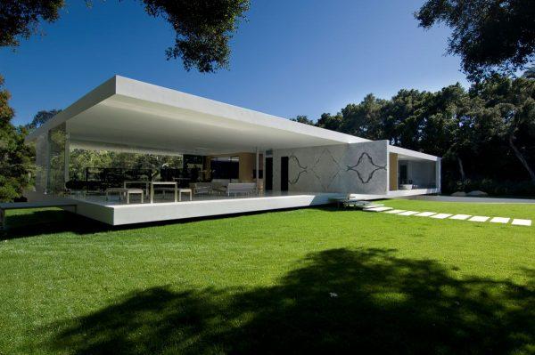 Moderne Gartengestaltung trendige Ideen