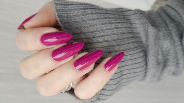 Nägel Trends Lila Farben Trends