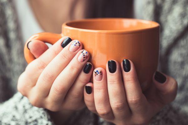 Nägel für dn Herbst - Trends Ideen