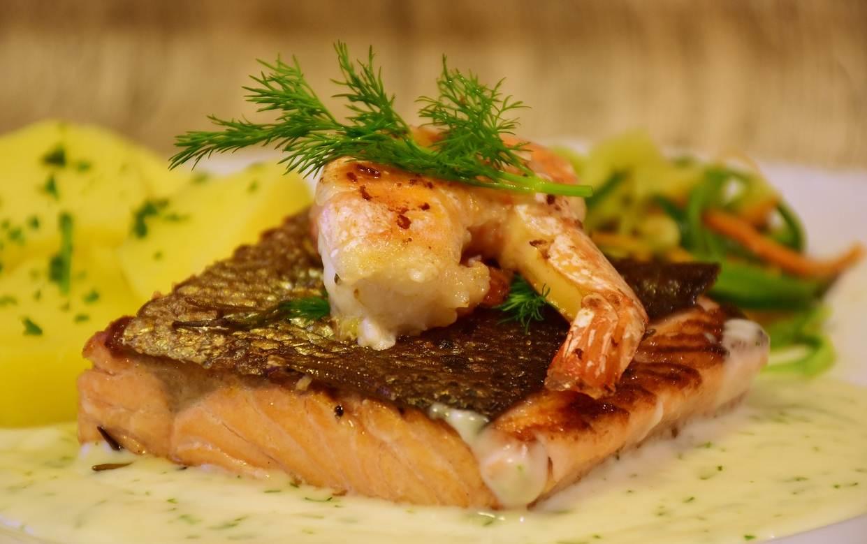 Omega 3 Fettsäuren Fisch essen