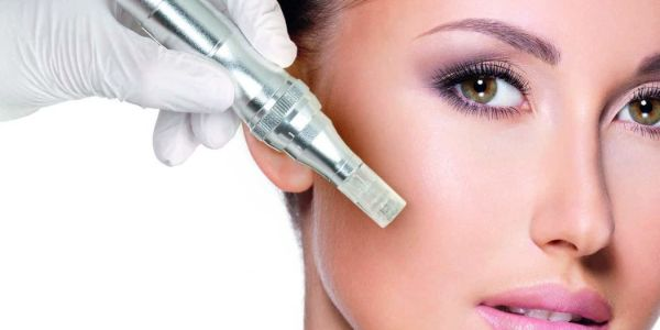 Schönheitspflege Microneedling Ideen Trends