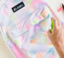 Schultaschen für Teenager selber gestalten – kreative Ideen und einfache Anleitungen