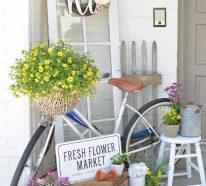 Sommer-Deko für den Eingangsbereich – hilfreiche Tipps und kreative Ideen