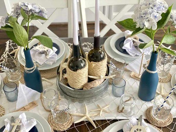 Sommer-Tischdeko Design-Trends