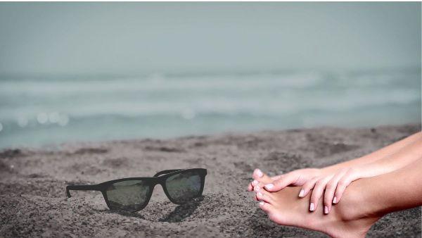 Stress abbauen - trends Urlaub am Strand