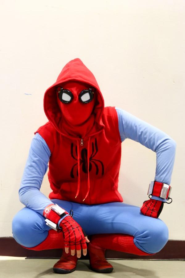 Ιδέες ήρωας Super παιδικής ηλικίας για την επόμενη φορεσιά σας πάρτι spiderman απλή φορεσιά