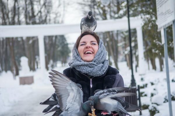 """Tauben vertreiben – so gewinnen Sie im Kampf gegen die """"Luftratten"""" tauben trainieren futter"""