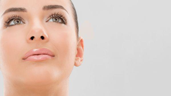 Tolle Gesichtszüge Schönheitspflege