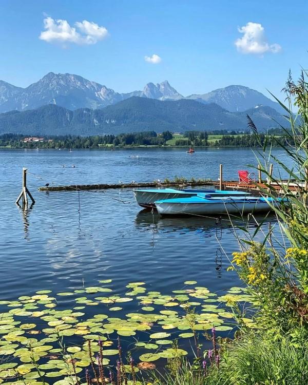 Top 10 der schönsten Seen in Deutschland für Ihre Reiseliste Hopfensee