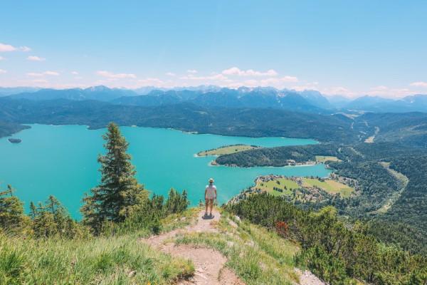Top 10 der schönsten Seen in Deutschland für Ihre Reiseliste Walchensee