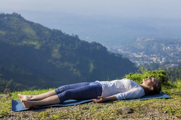 Urlaub im Gebirge Stress abbauen - trends