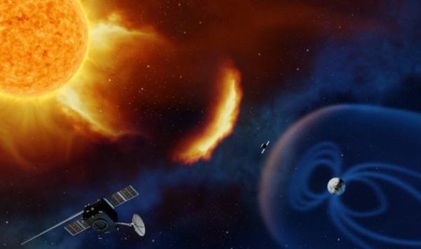 Was sind Sonnenstürme wissenschaftliche Erklärung