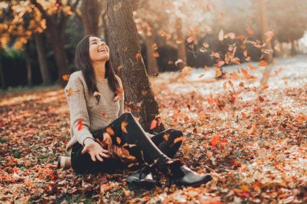 Wechsel der Jahreszeiten gesund leben