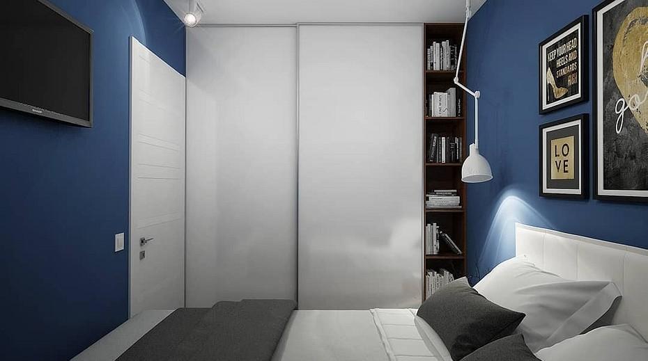Zimmer einrichten Wandgestaltung Ideen