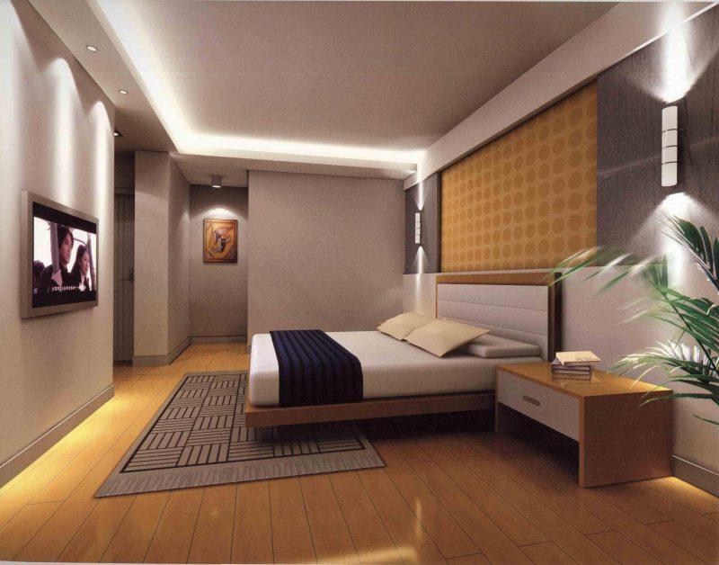Zimmer einrichten wohnlicher Raum