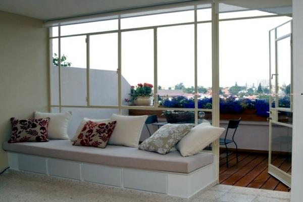 balkon sichtschutz ideen pflanzen sichtschutz dekoratives element