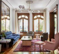 Große Räume effektiv einrichten: So klappt es!