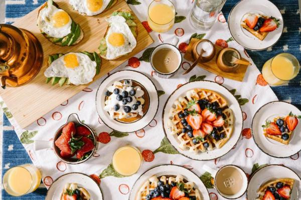 gesunde paleo frühstück rezepte