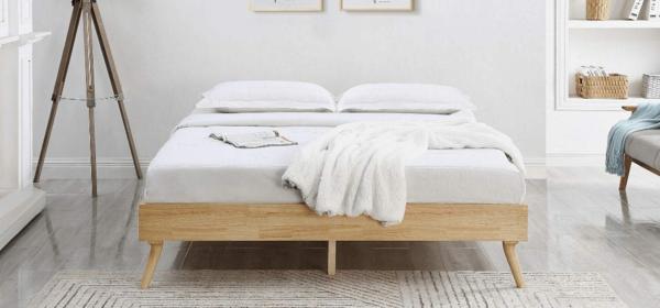 holzbett schlafzimmer vorteile