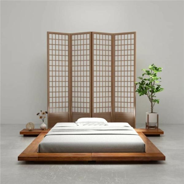 japanische Feton Matratze Bett Vorteile
