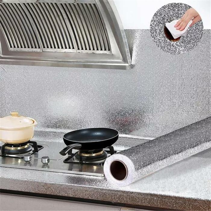 embalagem de papel de alumínio para cozinha