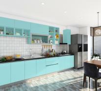 Küche folieren (lassen)- Erfrischende Veränderung zum kleinen Preis